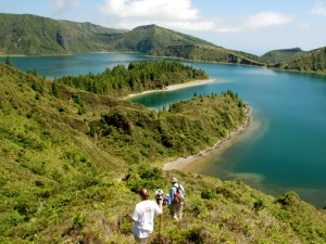 Azores Hiking Trails