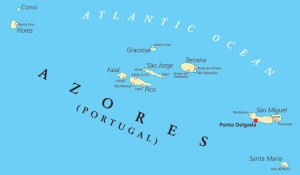 Where are the Azores?
