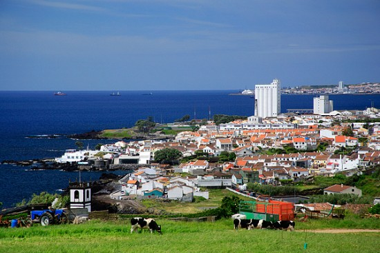 Lagoa, the best destination in the Azores